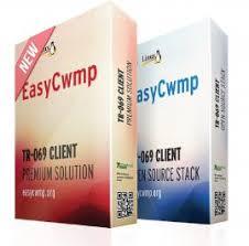 EasyCwmp TR-069 CPE